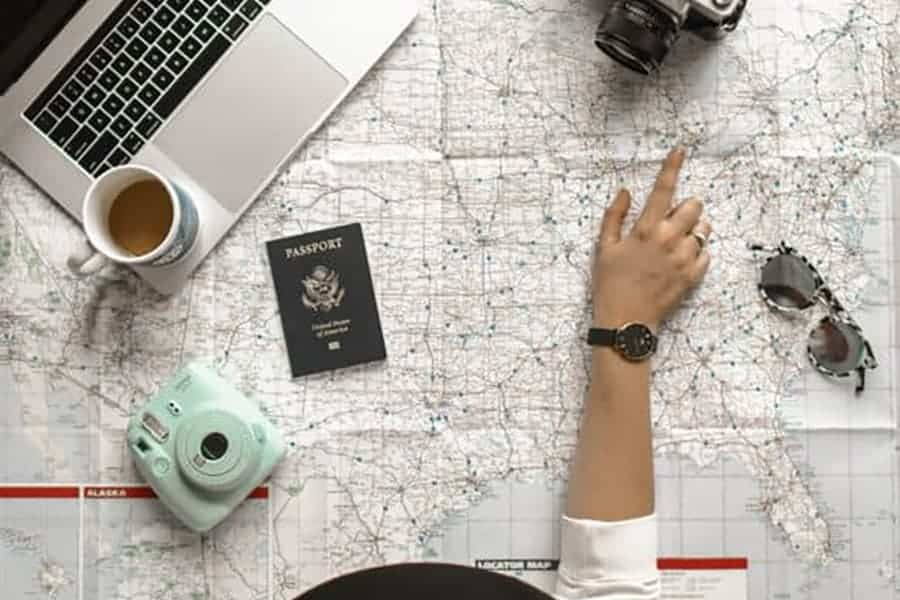 4 things to do before your vacation