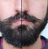beard facial results: smoother, softer beard